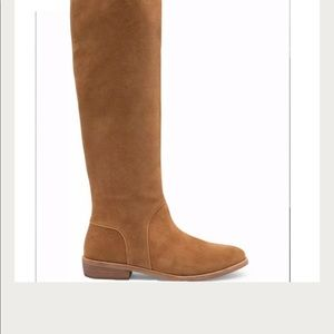 NWOT UGG Daley Tall Boot chestnut size 5